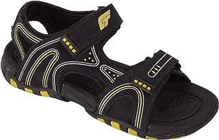 BATA Men Black Sports Floaters Sandal