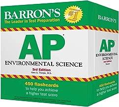Barron's AP Environmental Science Flash Cards (Barron's Test Prep)
