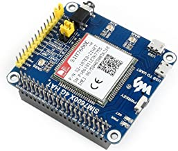 4G / 3G / 2G / GSM/GPRS / GNSS HAT for Raspberry Pi, LTE CAT4,SIM7600E-H 4G HAT