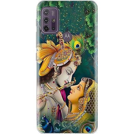 Fashionury Silicone Designer Printed Back Case Cover for Motorola Moto G10 Power/Motorola G30 -D016