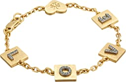 Tory Burch - Message Delicate Bracelet
