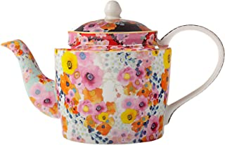 Maxwell & Williams Cashmere Bloems Floral Teapot, 750 ml