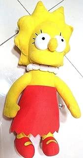 The Simpsons Lisa Simpson 13.6