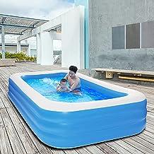 Piscina inflable, piscina inflable de tamaño completo, piscina de paddame