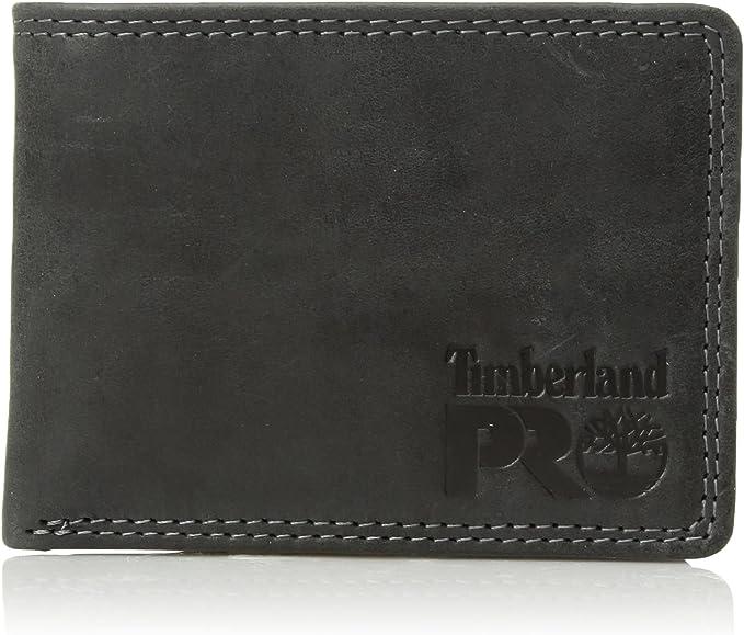portefeuille timberland cuir