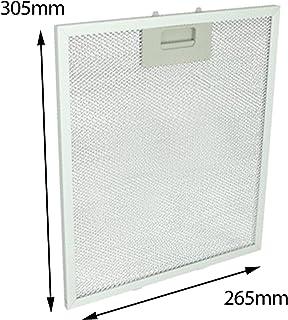 Spares2go - Extractor de rejilla de ventilación (aluminio,