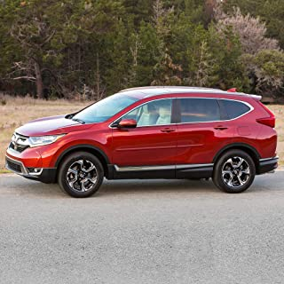honda crv basque red pearl 2018