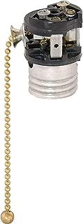 B&P Lamp Pull Chain Socket Interior for Fat Boy Socket