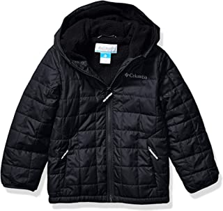 Columbia Boys Rugged Ridge Sherpa Full Zip Jacket, Winter Fleece