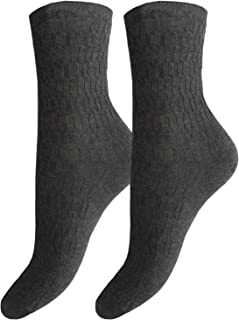 Bianchi Sockmaker in Italy since 1932 - Calze corte caldo cotone, Donna