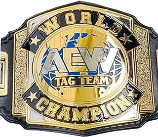 AEW World Tag Team Champion Wrestling Belt