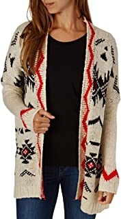 BILLABONG Into The Beach Cardigan, Women's, Into The Beach, Multicolore (Cool WIP), FR : L (Taille Fabricant : L)