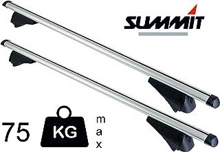 11-17 Roof Rails To Fit Peugeot 5008 Sw In Aluminium
