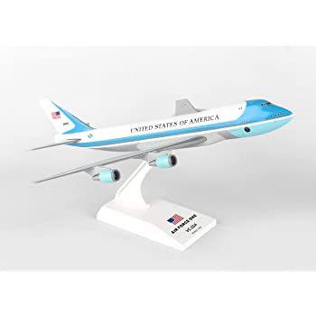 Amazon Com Skymarks Skr041 Air Force One Boeing 747 200 Vc25 1