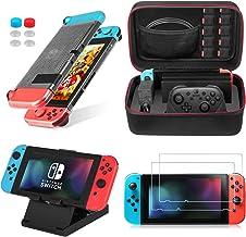 Keten Kit de Accesorios 13 en 1 para Nintendo Switch,