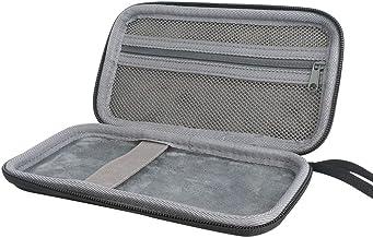 co2CREA Carrying Travel Storage Organizer Case Bag for Texas Instruments TI BA II Plus Professional Financial Calculator (...