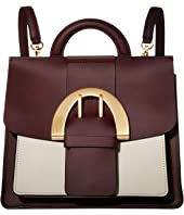 ZAC Zac Posen - Biba Buckle Convertible Backpack - Color Block
