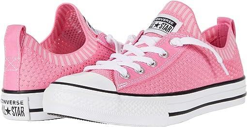 Pink/Black/White