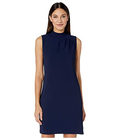 Trina Turk Seas Dress (Indigo) Women