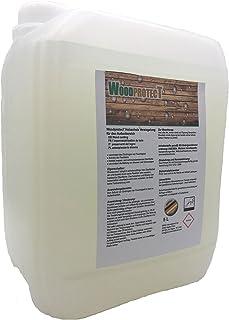Nano Holz-Versiegelung WoodprotecT WP5000 Premium Qualität Holz-Imprägnierung Holzschutz für Aussen 5 Liter