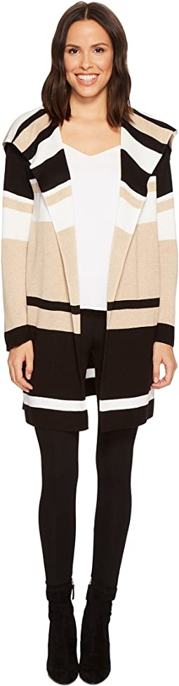 Calvin Klein - Blocked Sweater Jacket