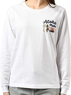 ANTIBALLISTIC アンティバルリスティック レディース 長袖 Tシャツ 191MA2LT016