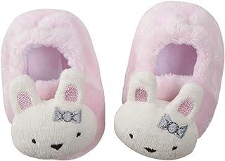 Baby-Girl's Velboa Bootie Socks