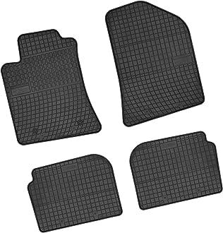 Passend Fußmatten für AUDI A4 Typ 8W 2015-/> Limousine//Avant//Allroad  Gummimatten