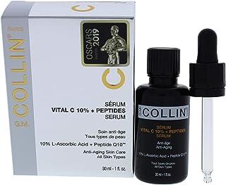 G.M. Collin Vital-C 10 Pure Plus Peptides Serum, 1.0 Fluid Ounce