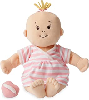 Manhattan Toy Baby Stella Soft First Baby Doll for Ages 1 Year and Up, 15""