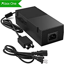 Xbox One Power Supply Brick, [Upgraded Version] UKor Xbox AC Adapter Replacement Charger Power Cord Cable for Microsoft Xbox One ,100-240V Voltage
