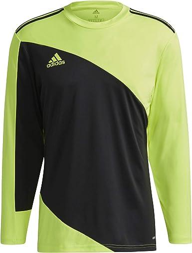 adidas Squadra 21 Youth Goalkeeper Jersey Solar Yellow