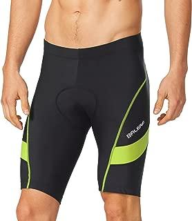 Baleaf Men's Cycling Shorts 3D Padded Bicycle Bike Quick-Dry Pants Tights UPF 50+