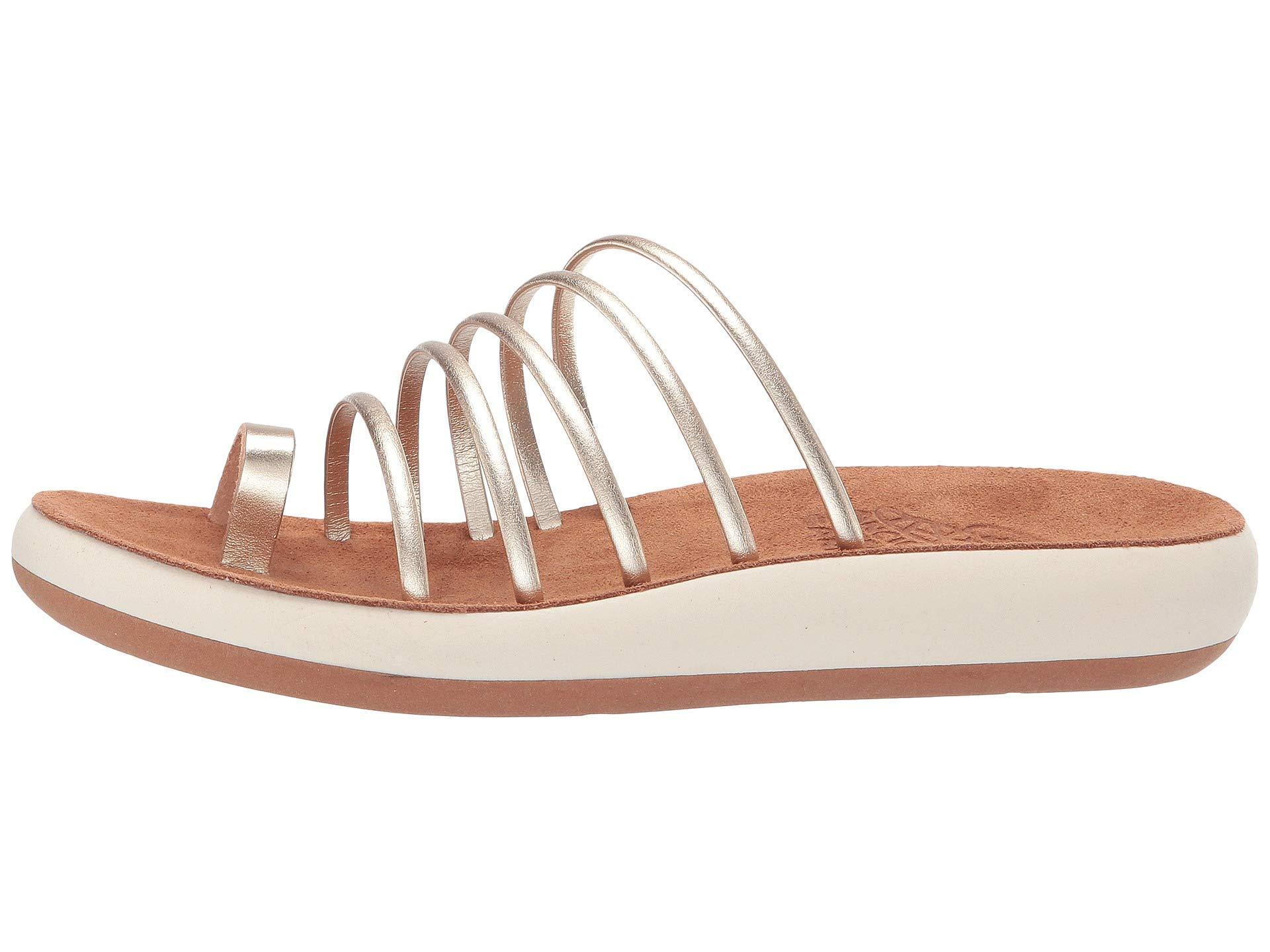 Sandals Greek Hypatia Ancient Comfort Platinum zPnx0ax