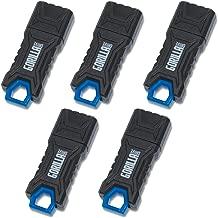 GorillaDrive 16GB Ruggedized USB Flash Drive (5-Pack)
