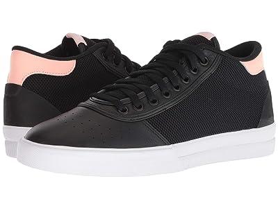 adidas Skateboarding Lucas Premiere Mid (Black/White/Haze Coral) Men