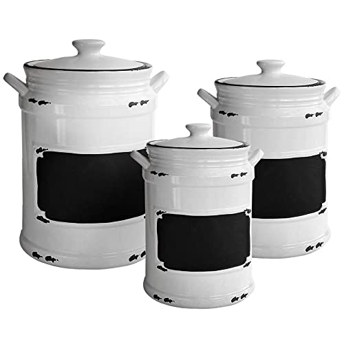 black kitchen canister black kitchen canister amazon com 1039