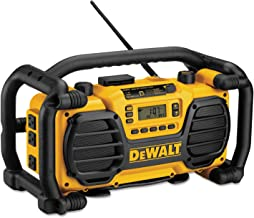 Best dewalt charger radio dc012 Reviews