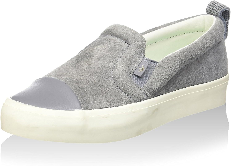 Adidas Damen Honey 2.0 Slip On Slip-On, grau, 39 1 3 EU Überlegene Qualität