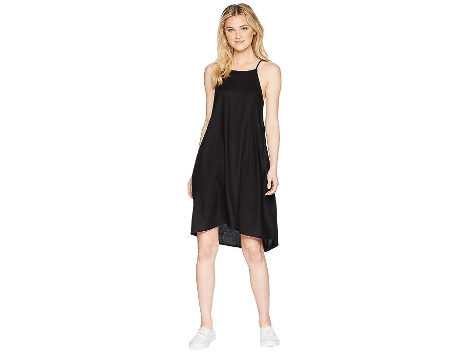 Volcom Soul Window Dress (Black) Women