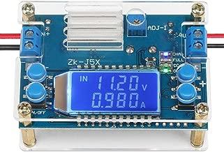 Buck Converter 12v to 5v, DROK Voltage Regulator Board DC 6.5-36V Step Down to DC 1.2V-32V Volt Transformer Reducer 4.5A 75W CC CV Power Supply Module