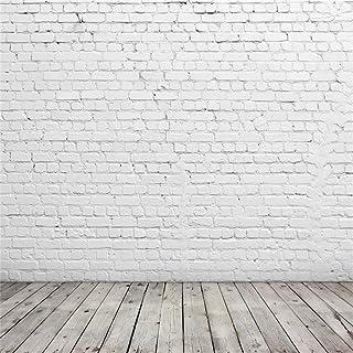 YongFoto 2,2x1,5m Vinilo Fondos Fotograficos Envejecido Sucio Ladrillo Pared Weathered Texture Fondos para Fotografia Fiesta Ni/ños Boby Boda Adulto Retrato Personal Estudio Fotogr/áfico Accesorios