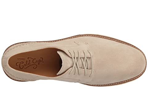 Sperry Gold Oxford Crepe Suede Cemento nOHnx