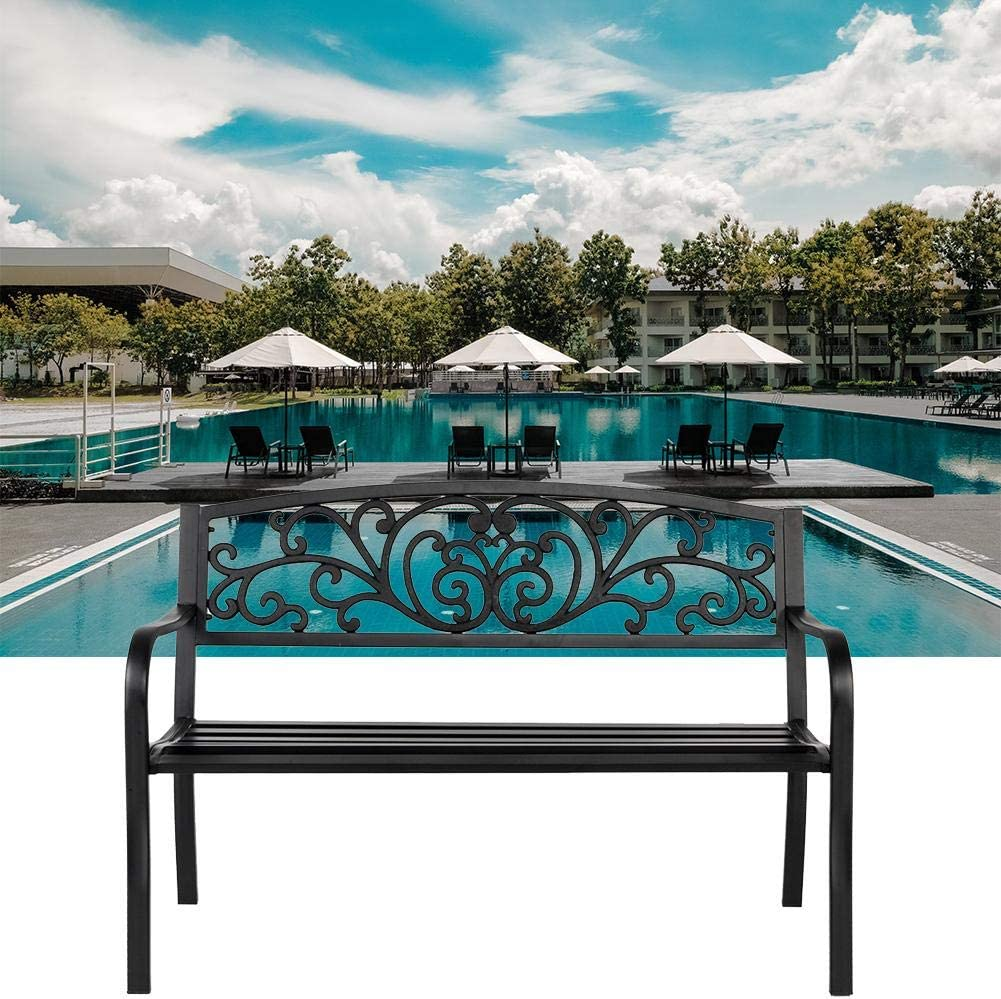 CFLYSH Garden Sale item Bench Benches Outdoor Patio Free shipping on posting reviews