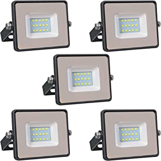 Conjunto de 5 - ZONE LED SET - 10W - Led Foco, Proyector Led