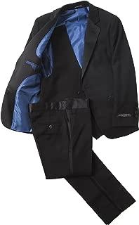 Boy's 4-18 Modern Fit 3-Piece Formal Tuxedo Suit Set - Colors