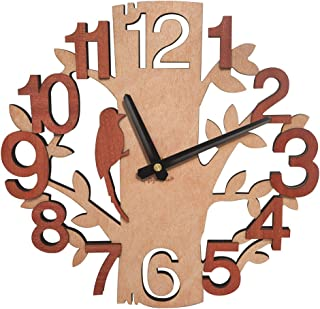 Best wooden wall clock for sale Reviews