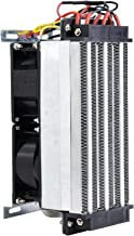 Aquecedor elétrico de espaço, aquecimento rápido 220V 700W PTC Termostato automático Elemento de aquecimento de ar de cerâ...