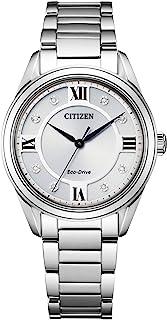 ساعة سيتيزن ايكو- درايف اريزو دايموند ستانلس ستيل EM0870-58A