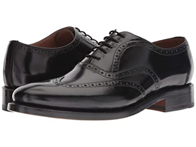 Bostonian Rhodes Brogue (Black Leather) Men